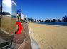 2019년 광안리 바닷가 산책