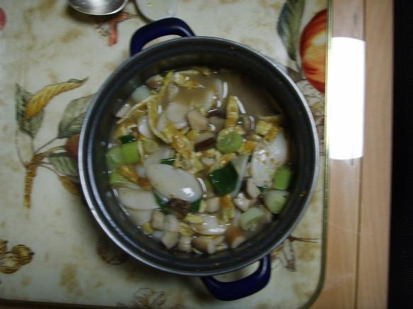 ▷◁오늘 저녁에 만들어 먹은 요리 - 떡국