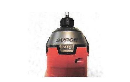 목재에 강한 밀위키 임팩트드라이버 M18 FQID SURGE 제품 미리 알고 사용하기