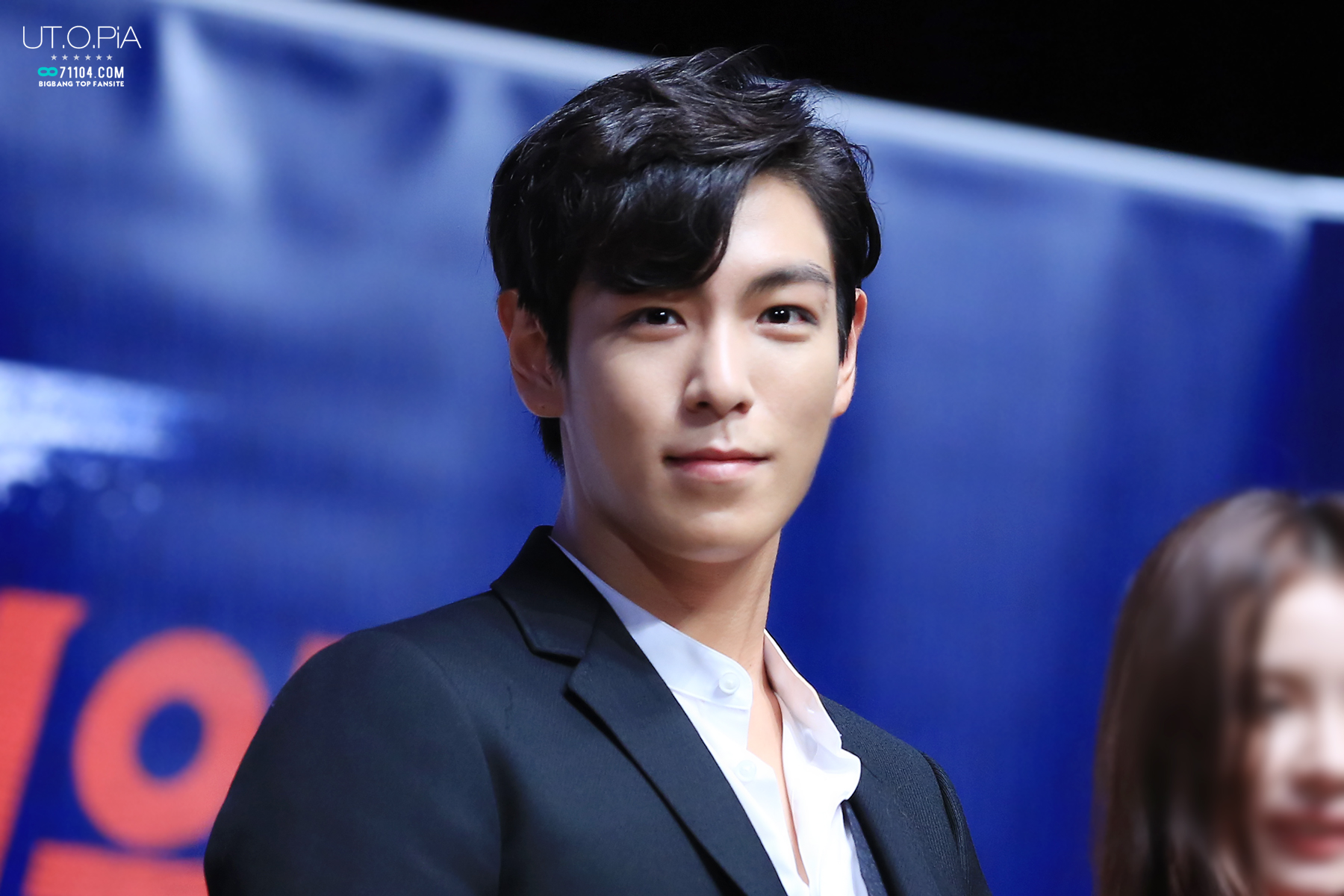 05082014 HQ Photos of TOP at Tazza 2 Showcase
